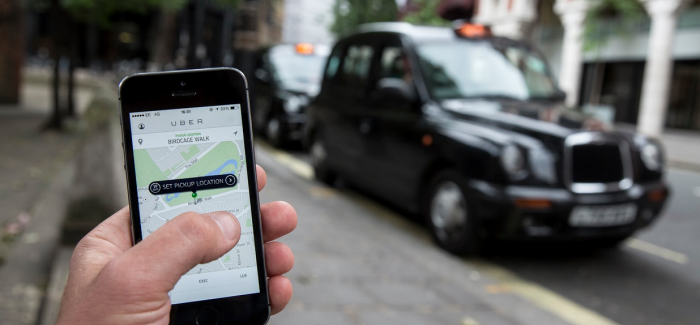Uber ล่ารายชื่อชาวลอนดอนค้านกฎหมายการคมนาคมฉบับใหม่