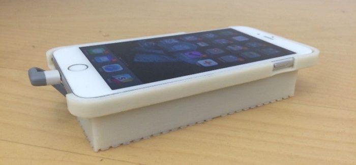จับ iPhone 6S มารัน Android ได้แค่ใส่เคส!