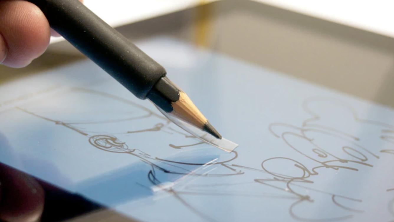 iLAPIS อุปกรณ์ง่ายๆ ที่ให้เราวาดเขียนบนหน้าจอได้ด้วยดินสอธรรมดา