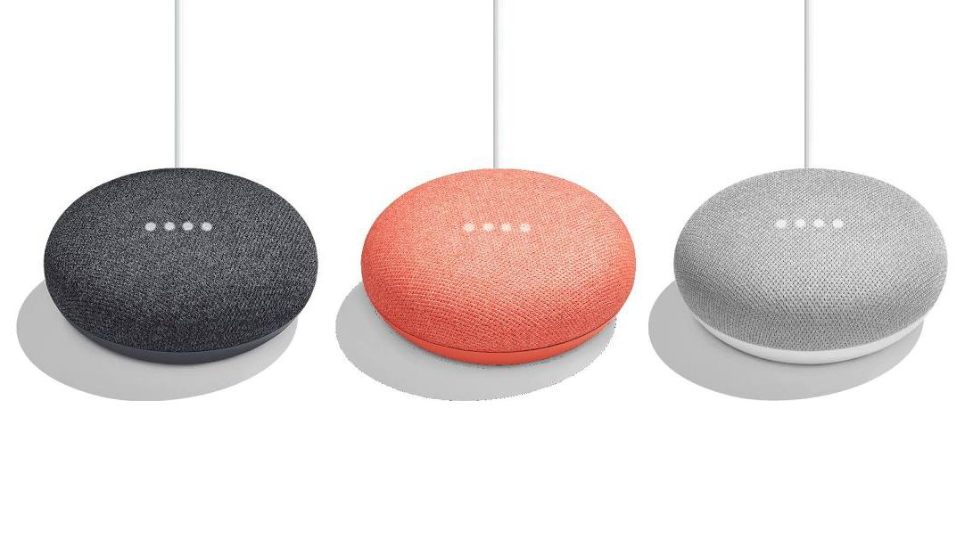 google-home-mini-color-choices